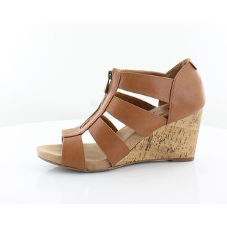Link to Style & Co. Womens Fettee Open Toe Casual Platform Sandals Similar Items in Women's Shoes