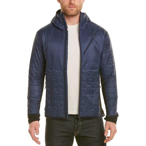 Icebreaker Helix Hooded Wool-Blend Jacket