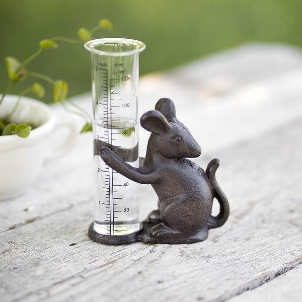 Mouse Rain Gauge