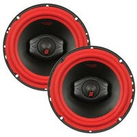 "Cerwin Vega Mobile Series 6.5"" 2-Way Coaxial Speaker 400W Max"