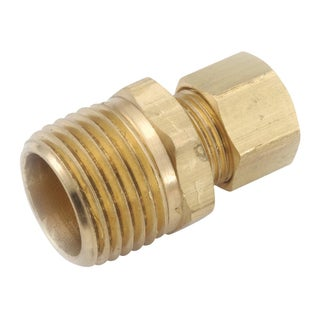 AMC 7/8X3/4 Male Connector