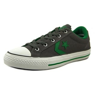 Converse Star Player OX Men Round Toe Canvas Skate Shoe