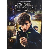 Fantastic Beasts & Where to Find Them [DVD]
