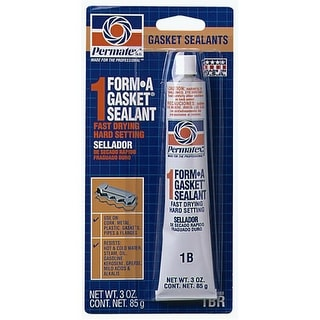 Permatex 80008 Form A Gasket Sealant No.1, 3 Oz