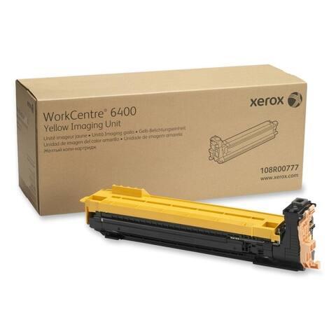 Xerox 108r00777 yellow drum cartridge 6400