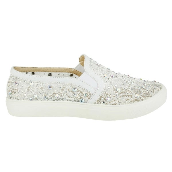 Not Rated Womens Zora Fabric Low