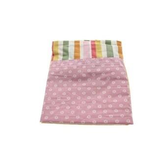 CoCo & Company Alphabet Sweeties Nursery Window Valance Pattern Baby Girl