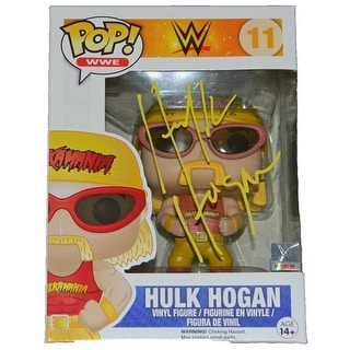 Hulk Hogan WWE Funko Pop Vinyl Doll