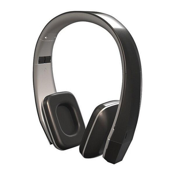 Power Acoustik 2 Ch. IR Headphone Black