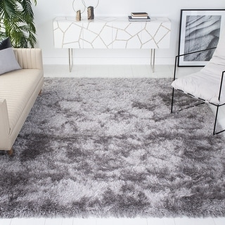 Link to Safavieh Vegas Shag Cvita 3.15-inch Extra Thick Rug Similar Items in Shag Rugs