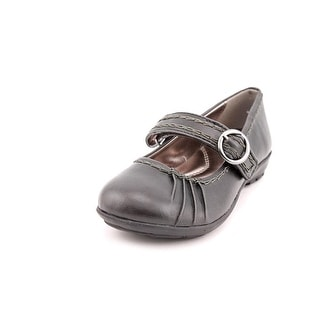 Kenneth Cole Reaction Kids Rock-A-Fly 2 Youth  Synthetic Black Mary Janes
