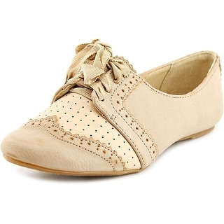Not Rated Motion   Round Toe Synthetic  Flats