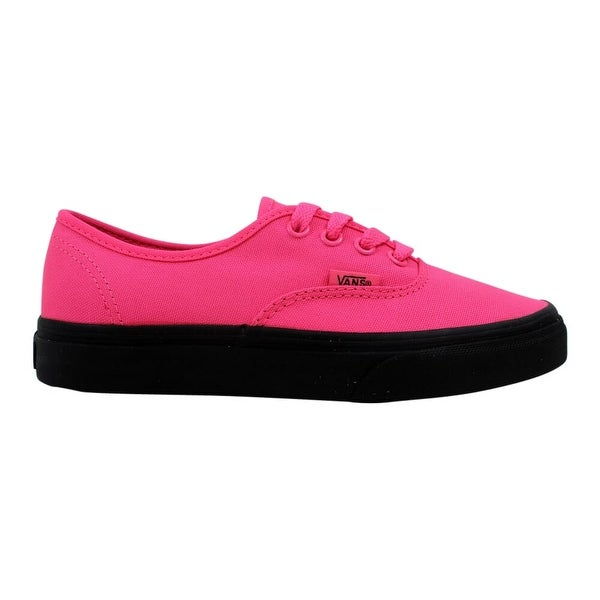 Authentic Black Outsole Neon Pink