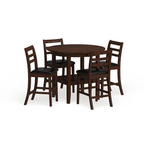 Copper Grove Tolland 5-piece Pub Table Set