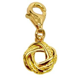 Julieta Jewelry Love Knot Clip-On Charm