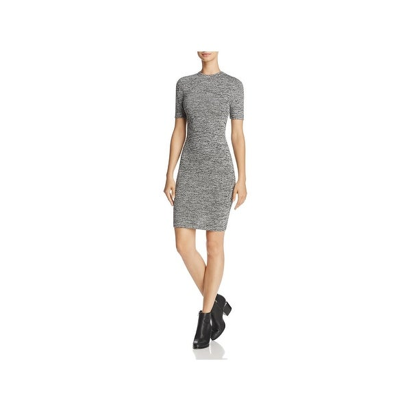 0ab470798a9 Shop French Connection Womens Sweaterdress Short Sleeves Knee-Length - Free  Shipping On Orders Over  45 - Overstock - 23029504