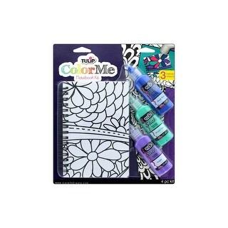 Tulip Color Me Kit 3D Paint Notebook
