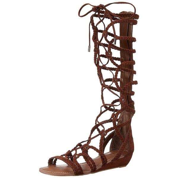 Carlos by Carlos Santana Womens Kalee Open Toe Casual Gladiator Sandals