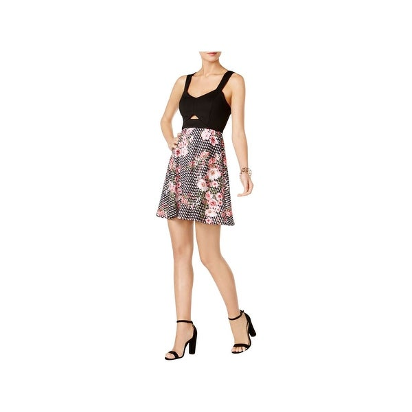 Guess Womens Party Dress Scuba Sleeveless. Opens flyout.