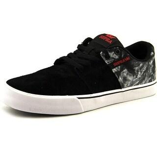 Supra Stacks Vulc II Round Toe Suede Skate Shoe