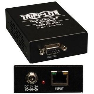 Tripp Lite Vga Over Cat5 / Cat6 Extender, Receiver, 1920X1440 At 60Hz (B132-100-1)