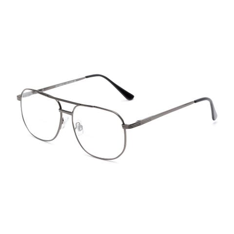 Readers.com The Whitman Bifocal Aviator Reading Glasses