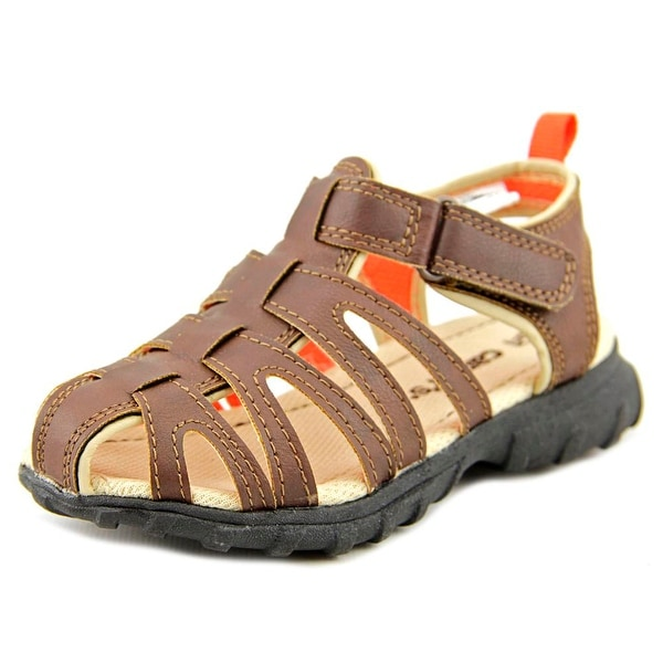 Carter's Julian Round Toe Synthetic Sport Sandal