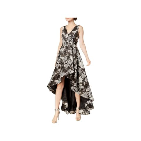 Calvin Klein Womens Evening Dress Hi-Low Special Occasion
