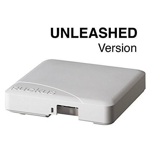 Ruckus Wireless - Zoneflex R600 Dual-Band 802.11Abgn/Ac Wireless Access Point, 3X3:3 Streams, Beam