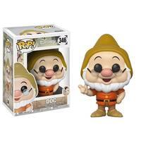 Disney Snow White Doc POP Vinyl Figure, Family Movies by Funko