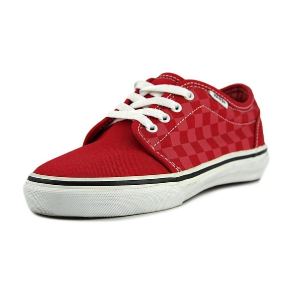0abfcd0054 Shop Vans 106 Vulcanzed Round Toe Canvas Sneakers - Free Shipping On ...