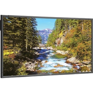 Nec Display Solutions - E705 70In Led Lcd Public Display Monitor 1920X1080 (Fhd) Black With Full Av Func