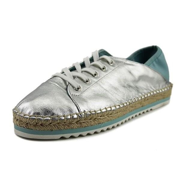 Aldo Rolli Women Round Toe Synthetic Silver Tennis Shoe