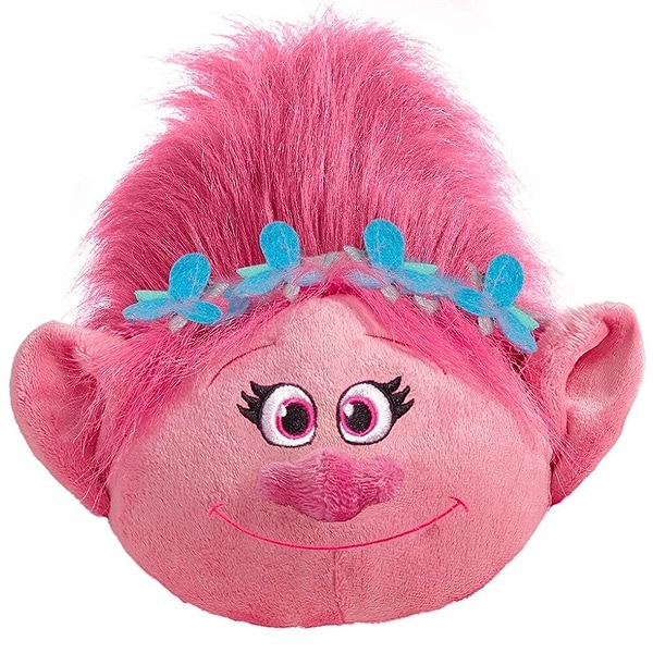 "DreamWorks Trolls 16"" Pillow Pets: Poppy"