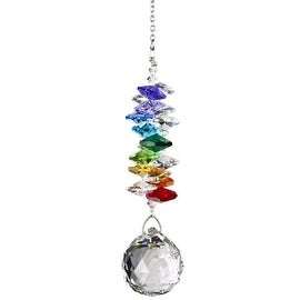 Woodstock Rainbow Makers Collection Crystal Grand Cascade, Rainbow