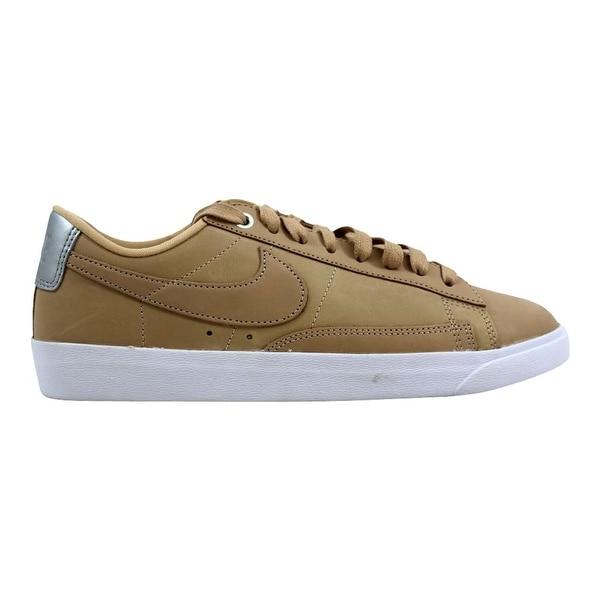 size 40 61a64 91dbc Nike Blazer Low SE Premium Vachetta Tan Vachetta Tan AA1557-200 Women  x27