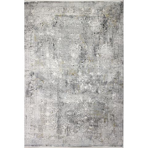 Bashian Golda Contemporary Power Loom Area Rug