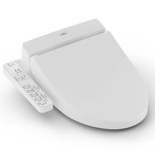 Toto SW2034 Connect+? Elongated Seat Washlet - C100