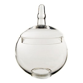 "CYS Apothecary Candy Buffet Jar. H-12.5"", Open D-7.5"", Body D-8"""
