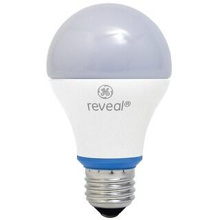 GE Lighting 63178 Reveal LED Light Bulb, 8 Watts