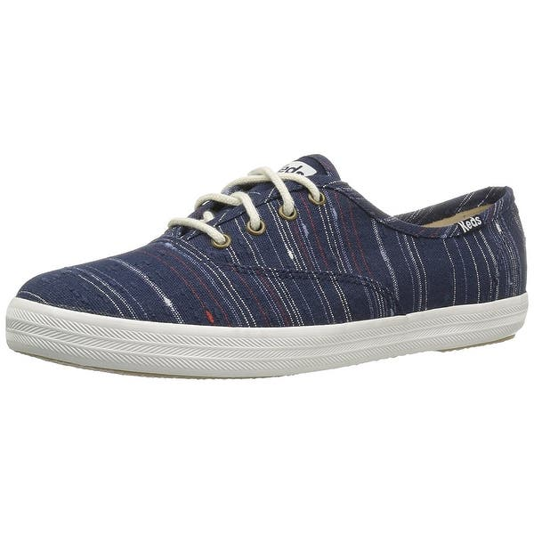 eda17e2be1d12 Keds Womens Champion Celestial Canvas Low Top Lace Up Fashion Sneakers