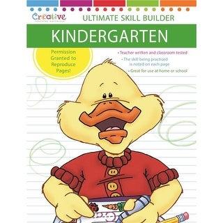 Creative Teaching Materials Ultimate Skill Builders - Kindergarten