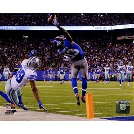 Odell Beckham Jr's One-Handed Touchdown Catch 16x20 Photo ()