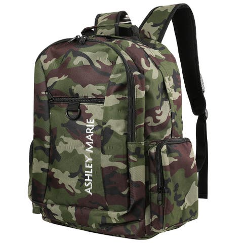Outdoor Backpack Casual School Travel Work Bag for 15 inch Laptop