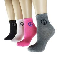 Women's  12 Pairs Pack Low Cut  Fancy Design Ankle Socks