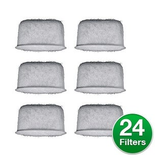 Replacement Coffee Water Filter for Braun BRSC004 6 Filters (4-Pack) Replacement Coffee Filter
