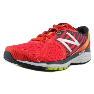 New Balance M1260 Men 2E Round Toe Synthetic Orange Running Shoe