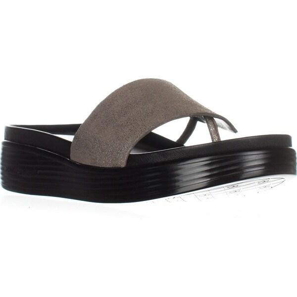 2507f779148f Shop Donald J Pliner Fifi Platform Thong Slide Sandals