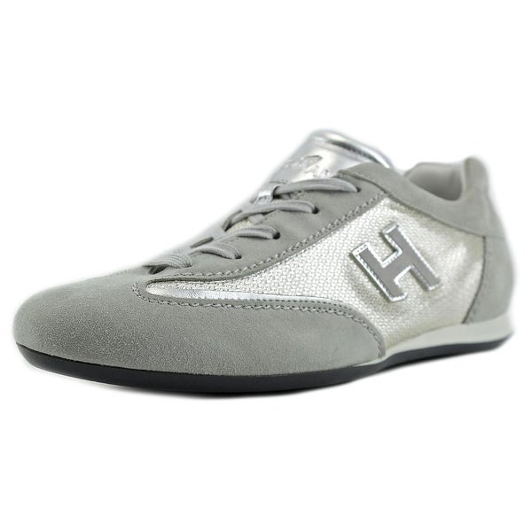Hogan Olympia H Flock Piccola Leather Fashion Sneakers