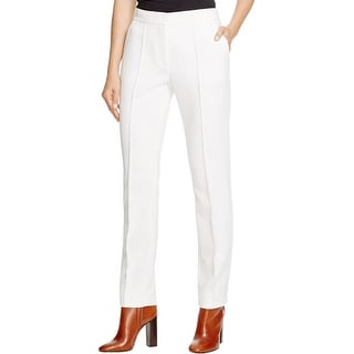 Tory Burch Womens Dress Pants Seamed Solid